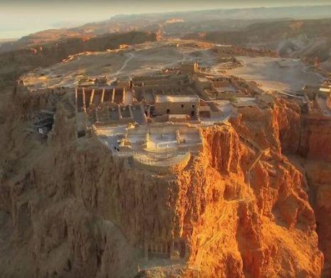 """Intrarea romanilor în """"Cetatea Morților"""""""