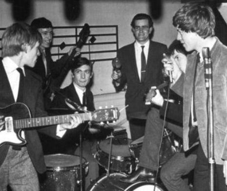 Rolling Stones au debutat din întâmplare. Iată ce au cântat