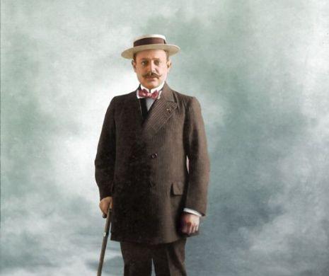 Henri Negresco, românul devenit simbolul luxului absolut