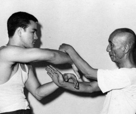 Imagini video rarisime: Maestrul lui Bruce Lee în acțiune