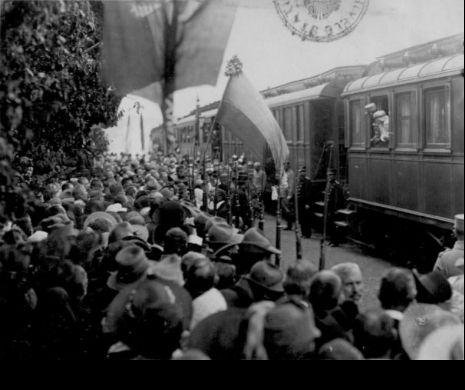 Regele Ferdinand revine la Oradea. Documente inedite legate de un eveniment istoric