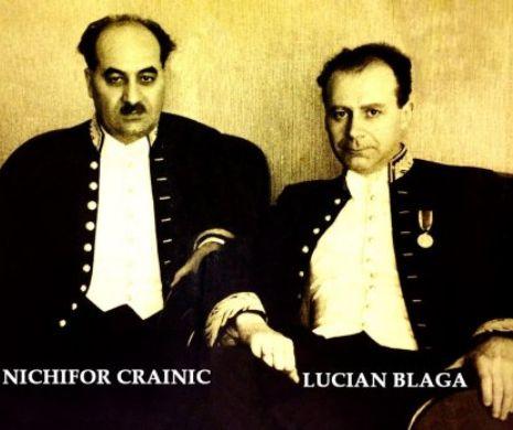 Vlahuță intermediază întâlnirea lui Blaga cu Crainic