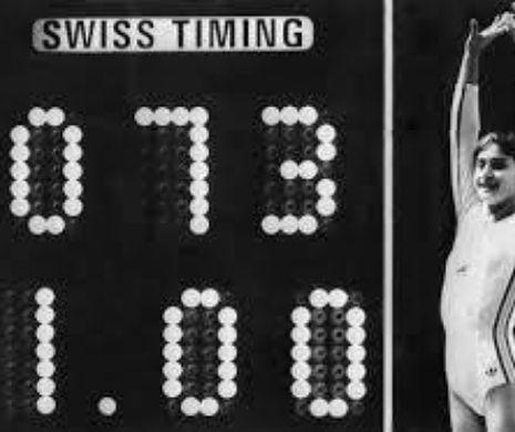 Primul 10 din istoria gimnasticii, câștigat de Zeița de la Montreal, Nadia Comăneci