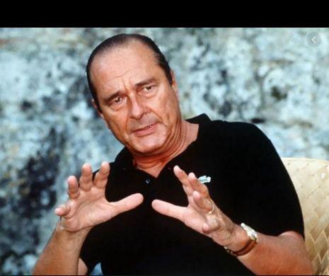 Chirac, marele seducător. Una dintre relaţiile amoroase ar fi început în România