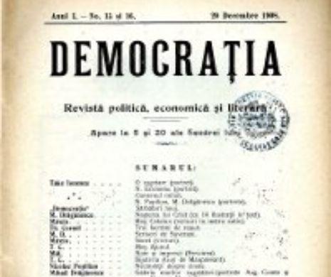 Efectele aplicărei reformelor liberale după răscoala din 1907