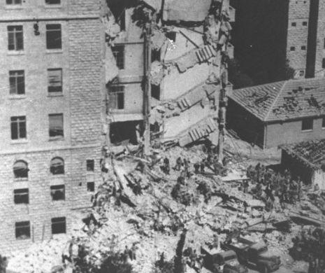 Bombă la Regele David: Așa s-a născut statul Israel…