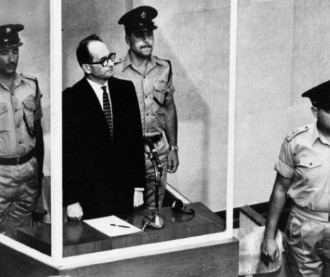 Procesul lui Adolf Eichmann, călăul mediocru