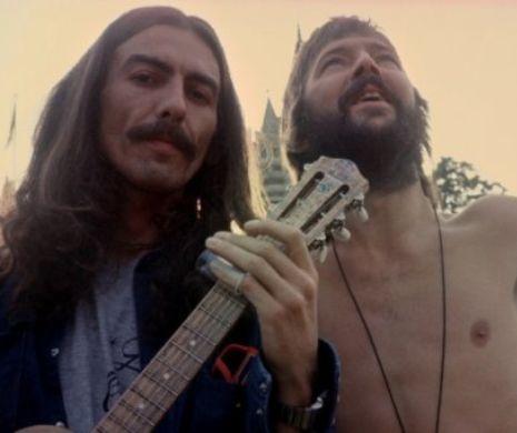 Lennon a vrut să-l înlocuiască pe Harrison cu Clapton la Beatles