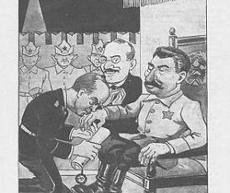 Rușii au publicat originalul Pactului Ribbentrop-Molotov. Hârtia îngălbenită care a rupt România în două