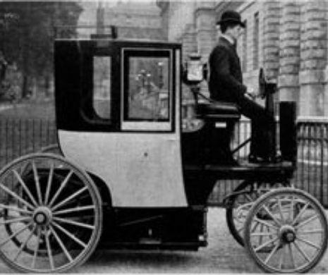 Septembrie 1897- primul șofer arestat fiindcă s-a urcat băut la volan