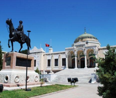 De ce a ajuns oraşul Ankara capitala Turciei