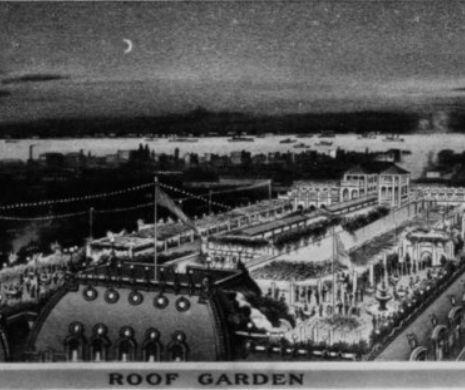 Viaţa pe acoperişuri în America la 1923