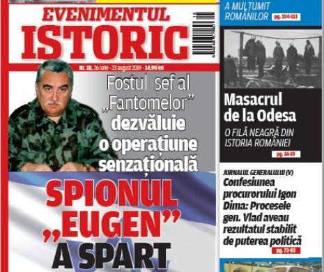 Povestea spionului român, infiltrat în cele mai înalte cercuri ale unei mari puteri. Un as al serviciilor secrete românești rupe tăcerea în noul număr al Evenimentului Istoric