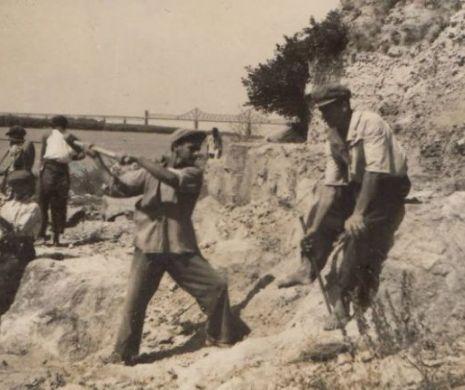 Credința a biruit Bolșevismul în Joia Mare! Paștele la Canalul Dunăre-Marea Neagră. Exclusivitate