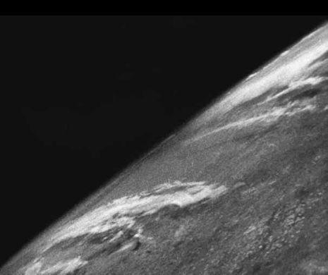 Prima imagine a Pământului văzut din Spaţiu a fost surprinsă cu ajutorul unei rachete naziste