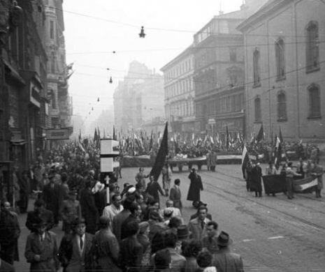 Revoluția ungară din 1956, înăbușită de sovietici (VIDEO)