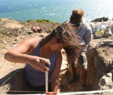 Cum a ajuns Omul de Neanderthal pe o insulă grecească, în mijlocul mării