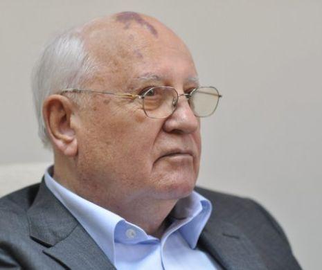 Avertismentul lui Gorbaciov, la 30 de ani de la căderea Zidului Berlinului