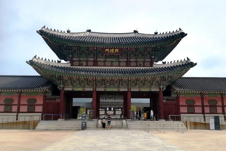 Destinația istorică de weekend: Palatul Gyeongbokgung din Seul