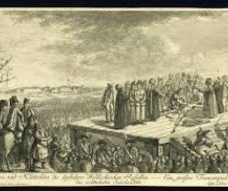 Ultima mare ridicare a iobagilor. Ce a provocat Răscoala lui Horea, Cloșca și Crișan