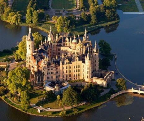 Destinatia istorică de weekend: Castelul Schwerin