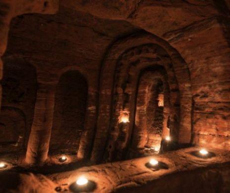 """""""Tunelurile comorilor"""", construite de Cavalerii Templieri, ies la lumină în Israel (VIDEO)"""