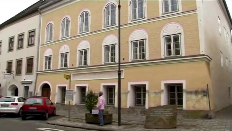 Casa în care s-a născut Hitler va deveni secţie de poliţie (VIDEO)