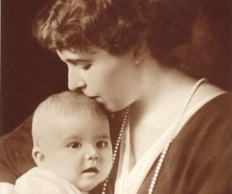 Tragedia unei mame, tragedia Reginei Maria: şi-a înmomântat copilul de numai 4 ani