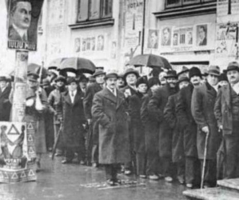 Primul scrutin universal din România Mare s-a organizat acum 100 de ani