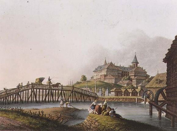 Curtea arsă zidită de Ipsilanti și vinul românilor de acum peste 200 de ani