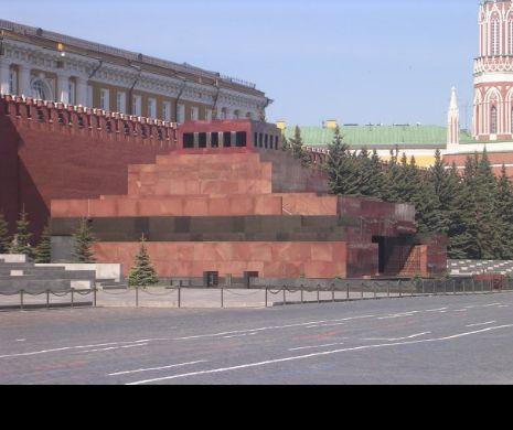Ce s-a întâmplat cu cadavrul lui Stalin?