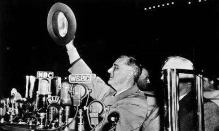 Roosevelt, preşedinte al SUA