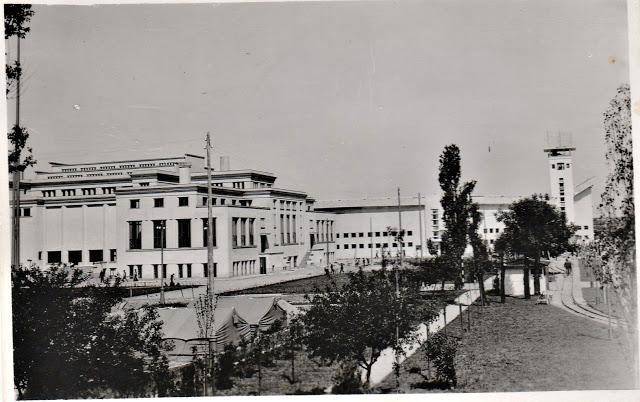 La Ceferiada din 1939 a fost inaugurat şi stadionul Giuleşti. Regele Carol al II-lea, pe gazon