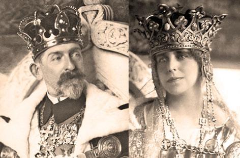 Ziua în care principele Ferdinand și principesa Maria și-au unit destinele