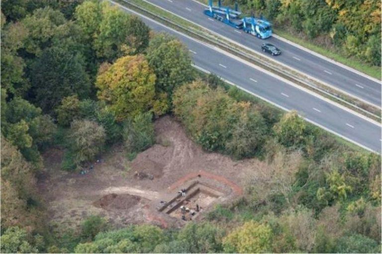 Cel mai vechi oraş construit în Marea Britanie, descoperit în apropiere de Stonehenge