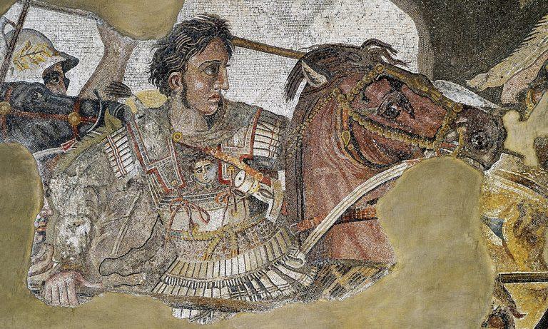 Raidul fulger al lui Alexandru Macedon împotriva dacilor