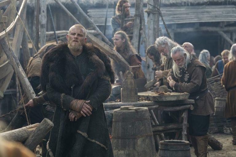 """Serialul """"Vikingii"""" revine la HISTORY pentru al șaselea și ultimul sezon"""