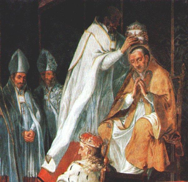 A abdicat Papa. A preferat să se întoarcă la viaţa modestă şi solitară