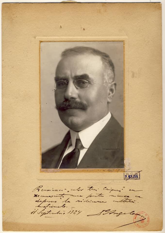 Dr. Constantin Angelescu, trimis extraordinar și ministru plenipotențiar al României la Washington (1 octombrie 1917 - 25 martie 1918)