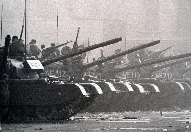 """Definiția corectă a evenimentelor din 1989: """" revoltă populară și lovitură militară"""". Autopsia """"Dosarului revoluției"""""""