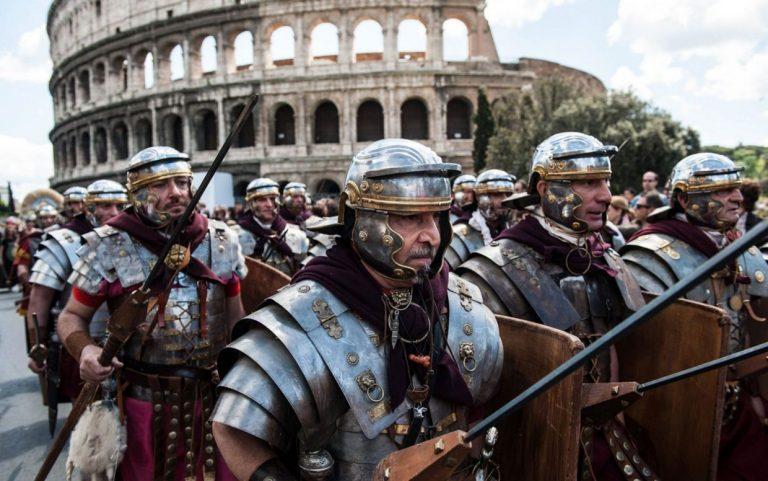 Imperiul Roman n-a căzut din cauza ciumei, susţine un studiu