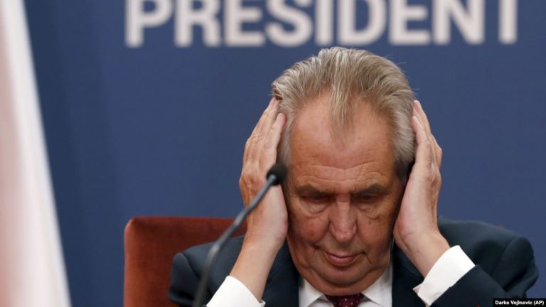 Președintele ceh critică nemulțumirea Moscovei privind comemorarea invaziei sovietice din 1968