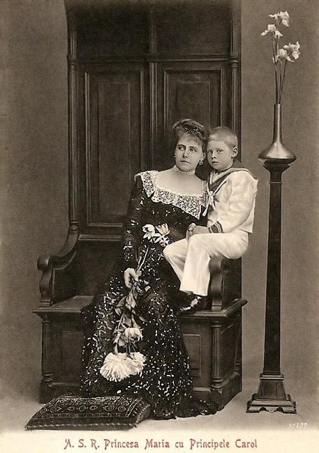 Regina Maria văzută de Elena Lupescu