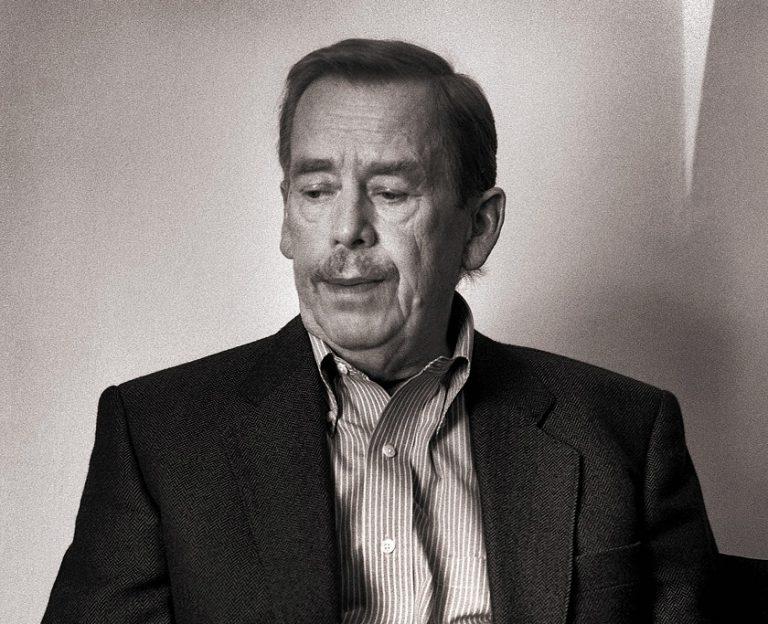 Vaclav Havel, preşedinte în două ţări