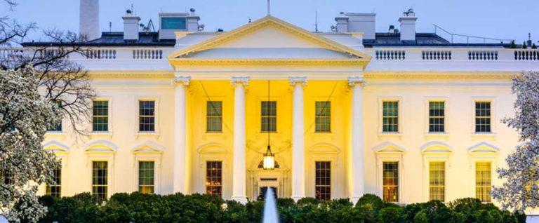 Primul Birou Oval din istoria Americii