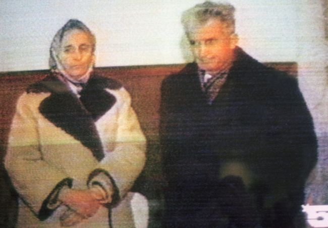 Imagini pentru proces ceausescu