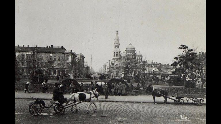 Corespondență din Odesa de acum un secol: Ucraina, s-ar putea spune, a devenit o țară nemțească
