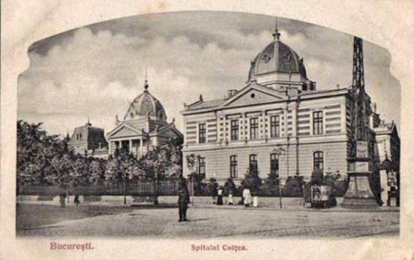 315 ani de la înfiinţarea primului spital laic din Bucureşti şi din Ţara Românească