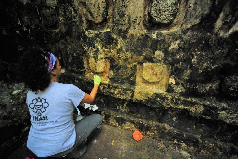 Un palat maya străvechi a fost descoperit în estul Mexicului