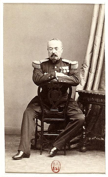 Osman Pașa de la Plevna ar fi un mareșal francez refugiat la Constantinopol după ce fusese condamnat pentru trădare